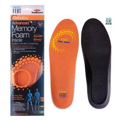 Neat Feat樂活適 智能記憶腳型鞋墊